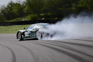 The Rimac C_Two Is An Electric Drift Missile