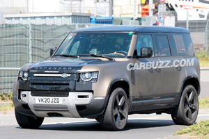 Here's Proof A New Land Rover Defender V8 Is Coming