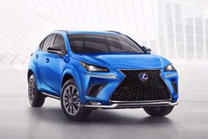 2021 Lexus NX Hybrid Gets Stylish New Special Edition