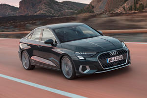 2022 Audi A3 Sedan Coming With Sharper Styling And Upgraded Tech