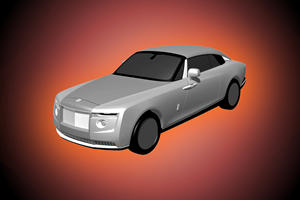 Rolls-Royce Planning Spectacular Coachbuilt Masterpiece