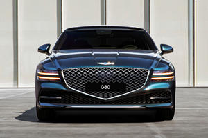 Electric Genesis G80 Will Be More Advanced Than We Thought