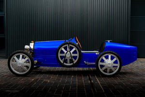 The Baby II Is A Bugatti You Can Actually Afford