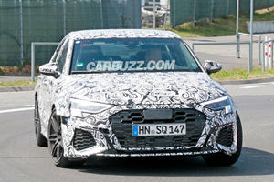 2021 Audi RS3 Has Mercedes-AMG In Its Sights