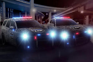Teased: New 2021 Dodge Charger And Durango Police Pursuit Vehicles