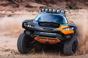 Fisker's Fully Electric Off-Roader Makes An F-150 Raptor Look Tame