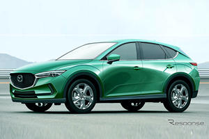 Mazda Plotting Another Super Sexy Crossover