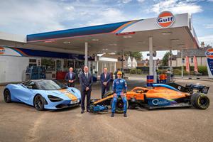 Gulf-Liveried McLarens Are Back As Partnership Renewed