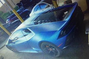 Man Buys Lamborghini Huracan With Pandemic Relief Money