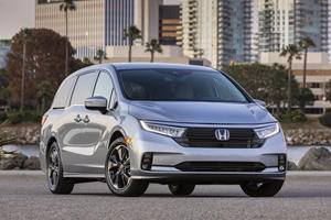2021 Honda Odyssey Is Here To Take On The Chrysler Pacifica