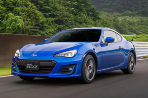 Subaru No Longer Accepting BRZ Orders