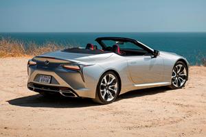 Pebble Beach Is Giving Away A Lexus LC 500 Convertible