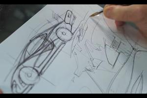 Watch How The McLaren P1 Was Designed