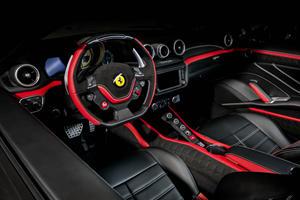 Ferrari California T Gets An All-New Interior