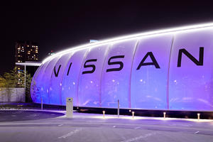 Nissan Lets Customers Pay For Parking With Electricity