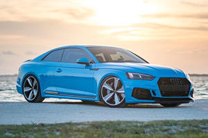 This Audi RS5 Has R8 Levels Of Power