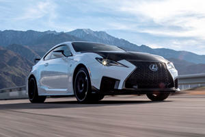 Lexus Refuses To Abandon Its Coolest Models