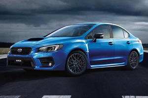 Subaru WRX Club Spec Gains Upgrades From The STI