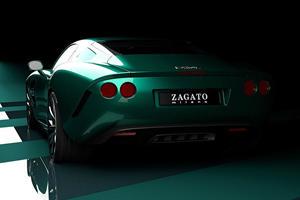 New Zagato Is An Italian GT With A Corvette Heart