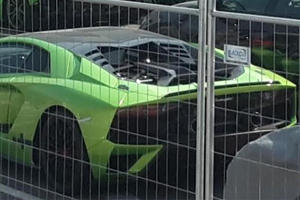 Check Out The New Lamborghini Aventador Hybrid