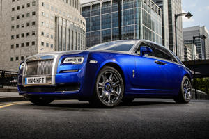 Here's How The Ghost Became A Game-Changer For Rolls-Royce