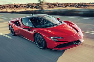 Ferrari's Rivals Are More Envious Than Ever