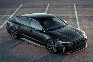 Audi RS7 Transformed Into 960-HP Monster