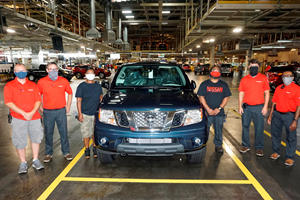 Million-Mile Nissan Frontier Will Be Honored In The Coolest Way