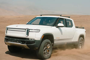 Rivian R1T Joined Ewan McGregor For An Epic 13,000-Mile Adventure
