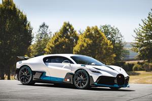 Deliveries Of The Bugatti Divo Have Begun