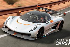 Take The Koenigsegg Jesko For A Virtual Spin