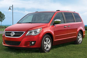Say Goodbye to the Volkswagen Routan