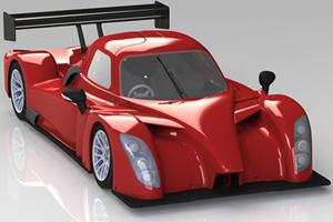 Radical Previews RXC Supercar