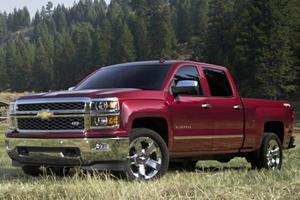GM Reveals New Silverado/Sierra Pickups