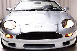 Unearthed: 1997 Aston Martin DB7 Volante
