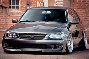 Japanese Tuning Icons Part 2: Toyota Altezza/Lexus IS 300