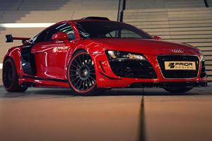 Prior Design Reskins the Audi R8