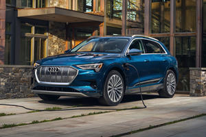 2021 Audi e-tron Just Became Way More Affordable