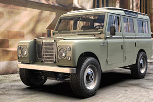 This Fully-Electric Land Rover Costs A Cool $185,000