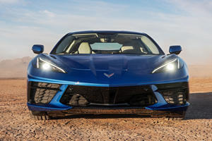 2020 Corvette Stingray Recalled Over Serious Safety Issue