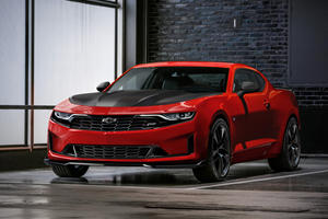 Production Of The 2021 Chevy Camaro Has Begun