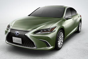 2021 Lexus ES Hybrid Is Even More Efficient Than Before