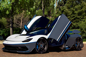 Check Out How The 1,877-HP Pininfarina Battista Was Built