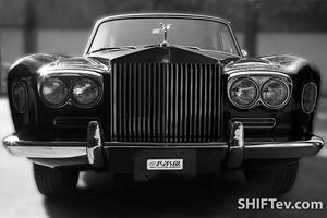 Johnny Cash's Old Rolls-Royce Now Has Tesla Power