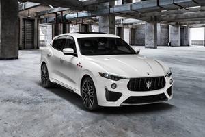 2021 Maserati Levante Trofeo