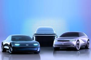 Hyundai Shares Spike 15% After Ioniq Announcement