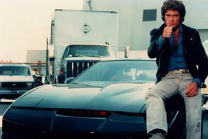 KITT Is Coming Back In New 'Knight Rider' Movie