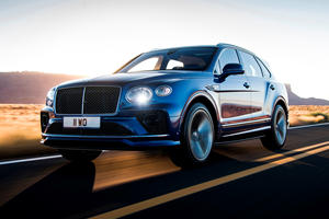 2021 Bentley Bentayga Unveiled With Fresh Tech And Same Mighty W12 Engine