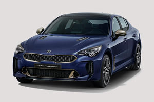 2021 Kia Stinger Revealed With Refined, Smarter Cabin