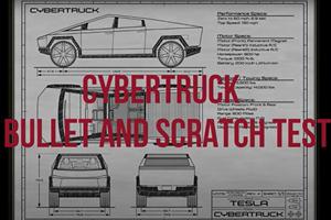 Is The Tesla Cybertruck Bulletproof?